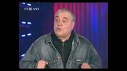 [ Carete na komediqta ] Sasho Doinov za krizata i globalnoto zatoplqne Hq