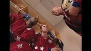 Team Angle Backstage | Wwe Smackdown 6.2.2003