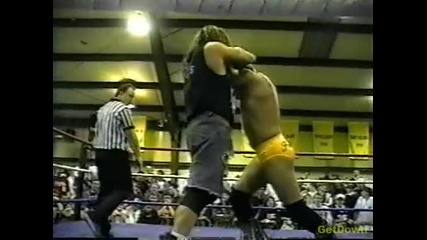 Raven (c) vs. Shane Douglas (ecw World Heavyweight Championship Match) - Ecw Just Another Night 1996