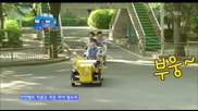 Exo - K - Traffic Saftety Song @ Inkigayo (03.06.2012)