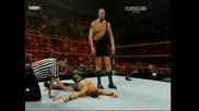 Chris Jericho vs. The Big Show - Raw 17.03.08