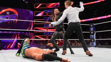 The Brian Kendrick strikes back against Drew Gulak and Gentleman Jack Gallagher: WWE 205 Live, Oct. 17, 2018