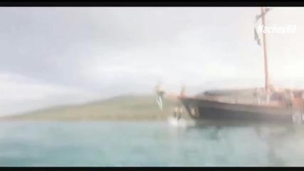 Alexander Shiva Ft. Sarah Js - Ocean Sky (heyder Eliyev Remix) (music Video)