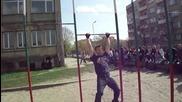 Street Fitness Stara Zagora [ събиране 14.04 ]