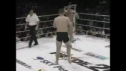 Mirko Crocop Filipovic vs Heath Herring