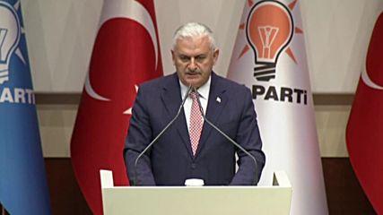 Turkey: Binali Yildirim set to become AKP leader and new Turkish PM