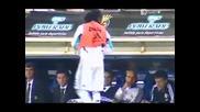 Играч на Реал Мадрид заспа по време на мач - Жулиен Фубер