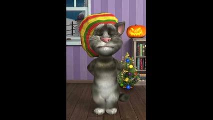Говорещата Котка Том