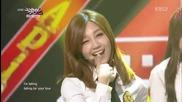 140411 Apink - Mr. Chu @ Music Bank