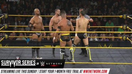 The Undisputed ERA vs. The Revival: WWE NXT, Nov. 20, 2019