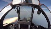 Руски военни учения хванати от GoPro камера