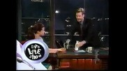 Yasmine Bleeth interview on Late Late Show with Craig Kilborn