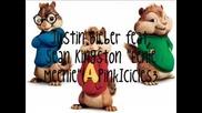 Justin Bieber Sean Kingston - Eenie Meenie chipmunk Version