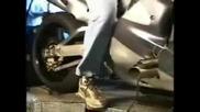 Hayabusa Turbo On Dyno