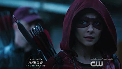 Arrow S06 E16 / Стрелата Сезон 6 Епизод 16 Промо