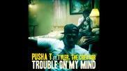 Pusha T ft. Tyler The Creator - Trouble On My Mind