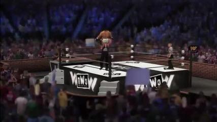W W E 12 - За първи път в историята направи си арена