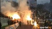 Гробарите нажежиха до край Партизана