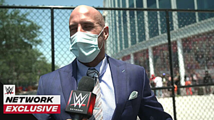 Cesaro prepared for biggest match of his career: WWE Network Exclusive, April 10, 2021