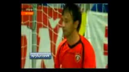 Спартак Търнава - Левски + дузпи (всички голове) 04.08.11