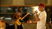 "T.i. ""trap Back Jumpin"" Live in Studio (high Def Video)"
