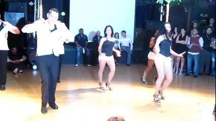 Готин танц - Bachata