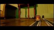 Arthur and the Great Adventure - Автур и голямото приключение - Трийлър - Ан.