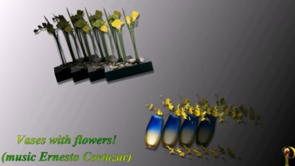 Честита първа пролет! ... (music Ernesto Cortazar)