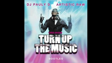 Cris Brown Turn Up The Music