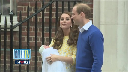 Prince William Daddy Break Over