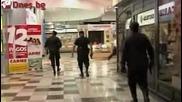 Наркотрафиканти и полиция се стреляха в мол