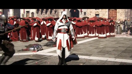 Assassin s Creed Brotherhood E3 Trailer Hd