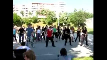 Kak tancuvat v serbia