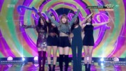 Red Velvet Peek-a-boo Stage Mix dance mirrored