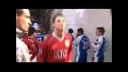 Cristiano Ronaldo Warmup