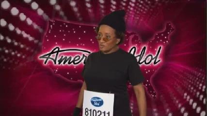 смях / Жесток рапър American Idol