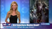 Are Superhero Movies A Dying Fad