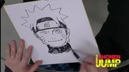 Как да нарисуваме Наруто - Масаши Кишимото