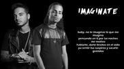 Imaginate Arcangel Ft J Balvin (letra)