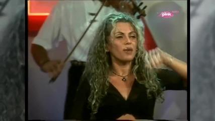 Indira Radic - Sta ce zena sama u kafani (ZAM Tv Pink)