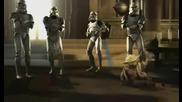 Yoda Breakdances