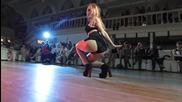 Изкуството на танците съчетано с чудесна хореография ( Siberian Gatsby Vogue 2014 )