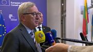 Belgium: UK needs to implement basic freedoms to remain in EU common market - Juncker