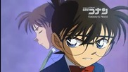 Detective Conan 465 The Shadow of the Black Organization
