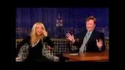 Lindsay Lohan Лесно Се Плаши