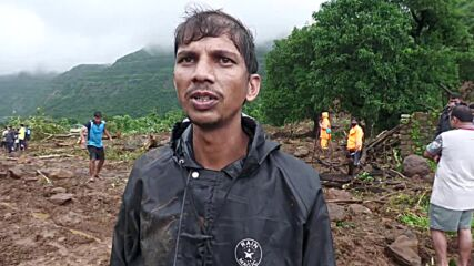 India: Search and rescue op underway in Taliye after dozens killed in landslide