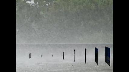 Червен код заради силен вятър и дъжд е обявен в областите Смолян и Кърджали
