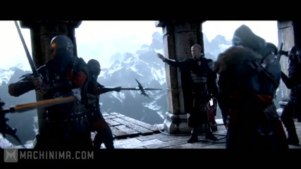 Assassins Creed Revelations E3 2011 Trailer [hd]