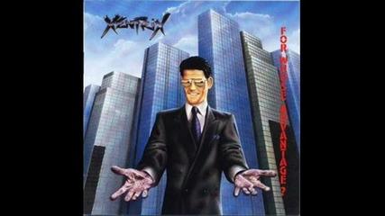 Xentrix - The Human Condition