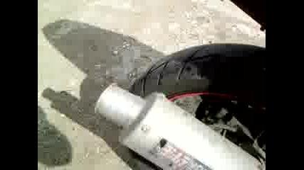 Honda Cbr 600 F2 Exhaust